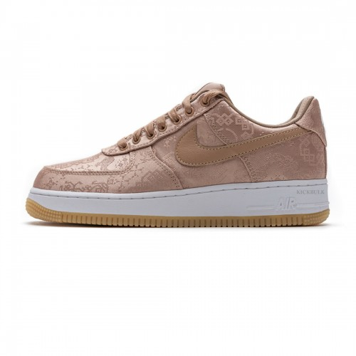 CLOT x Nike Air Force 1 Low 'Rose Gold' CJ5290-600