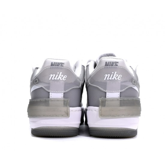 AIR FORCE 1 SHADOW SE 'PARTICLE GREY' WMNS CK6561-100