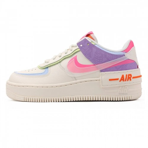 Nike Air Force 1 Shadow Pale Ivory Pink WMNS CU3012-164
