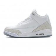 Nike Air Jordan 3 Retro Pure White 136064-111