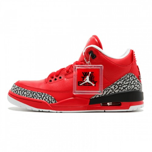 Nike AIR JORDAN 3 'GRATEFUL' BY KHALED 580775-601