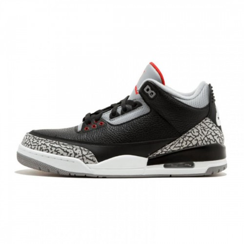 Nike AIR JORDAN 3 'BLACK CEMENT' 854262-001