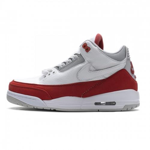 Nike AIR JORDAN 3 TINKER HATFIELD SP UNIVERSITY RED GREY CJ0939-100