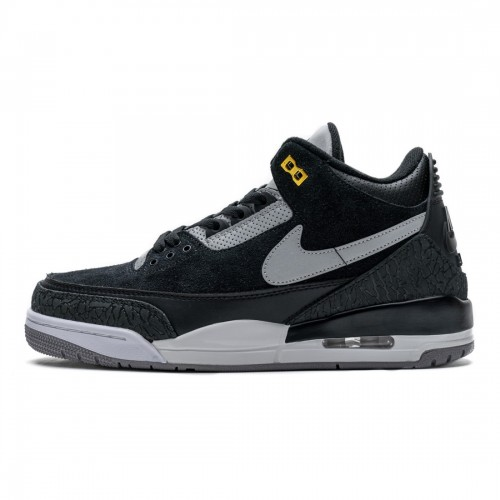 Nike AIR JORDAN 3 TINKER 2019 'BLACK CEMENT'  CK4348-007