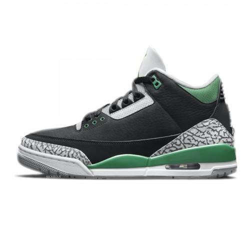 Air Jordan 3 'Pine Green' CT8532-030