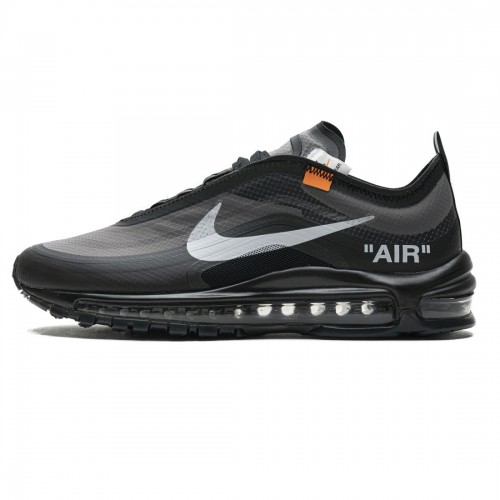 Off-White x Nike Air Max 97 All Black AJ4585-001