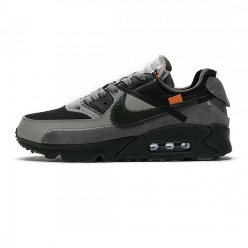 OFF-White x Nike Air Max 90 Grey