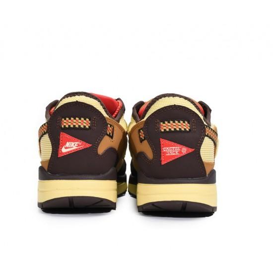 Travis Scott x Nike Air Max 1 Baroque Brown DO9392-200