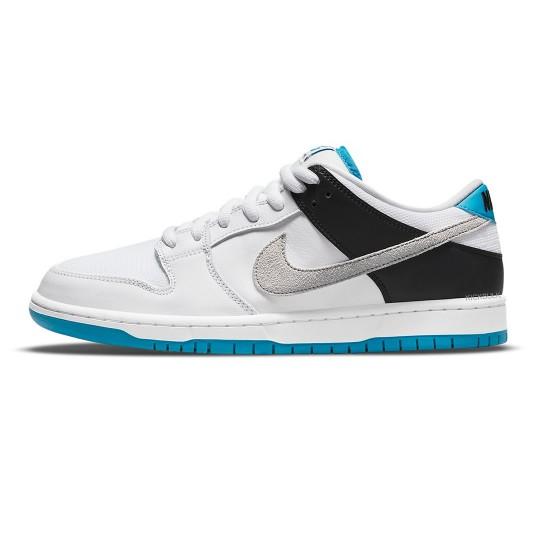 Nike SB Dunk Low 'Laser Blue' BQ6817-101
