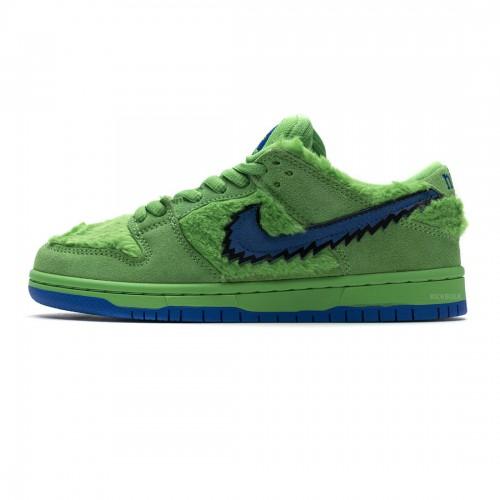 Grateful Dead x Nike SB Dunk Low 'Green Bear' CJ5378-300