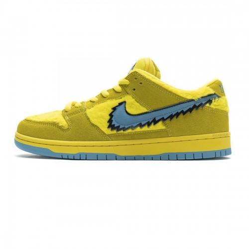 Grateful Dead x Nike SB Dunk Low 'Yellow Bear' CJ5378-700