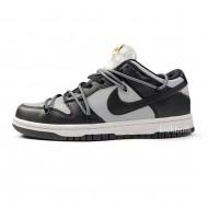 Off-White x Nike Dunk Low Grey Black CT0856-007
