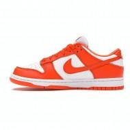 Nike Dunk Low Syracuse SB CU1726-101 white/Orange Blaze