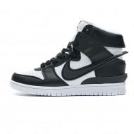 Ambush x Nike Dunk High Black White CU7544-001