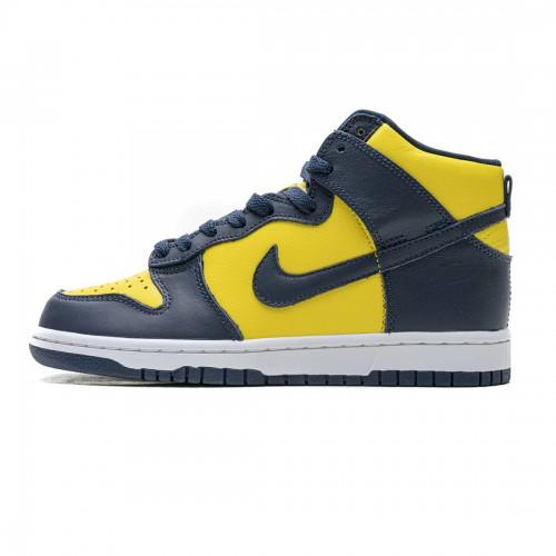Nike Dunk High SP 'Michigan' CZ8149-700