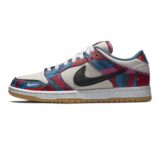 Parra x Nike SB Dunk Low 'ABSTRACT ART' DH7695-600