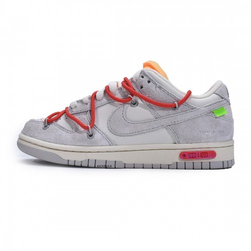 OFF-WHITE X DUNK LOW 'LOT 40 OF 50' DJ0950-103