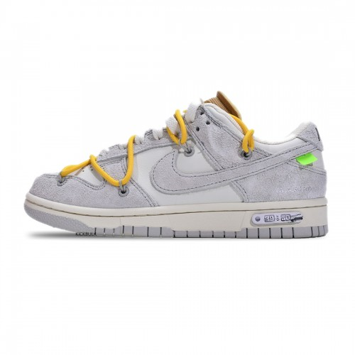 OFF-WHITE X DUNK LOW 'LOT 39 OF 50' DJ0950-109