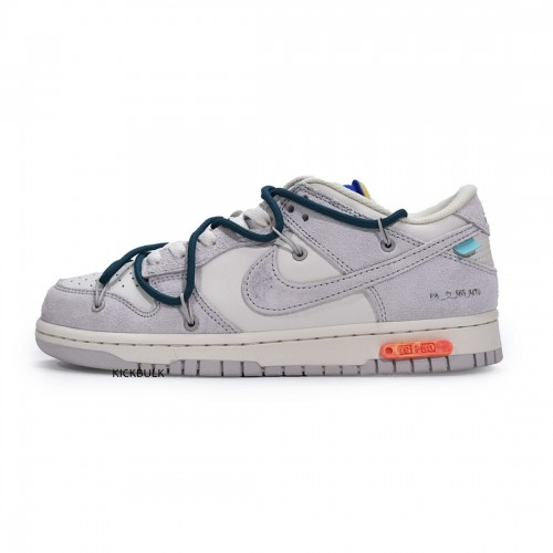 OFF-WHITE X DUNK LOW 'LOT 16 OF 50' DJ0950-111