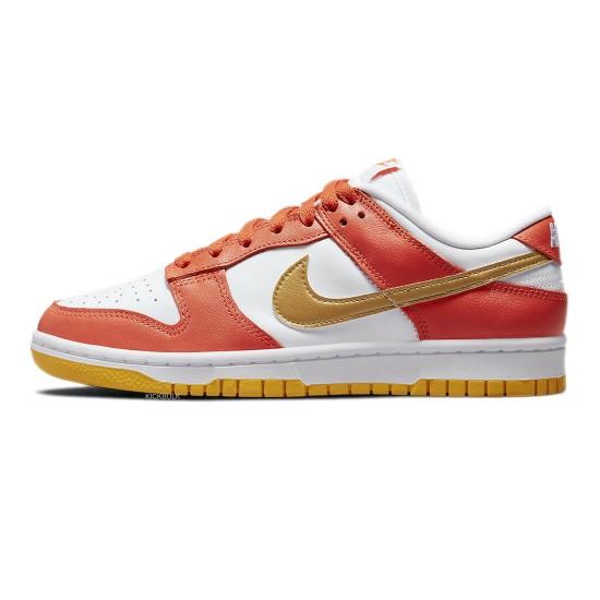 Nike Dunk Low 'Golden Orange' DQ4690-800