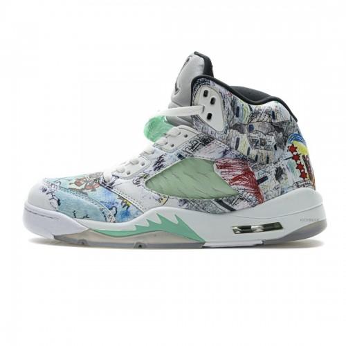 Nike Air Jordan 5 Retro 'Wings' AV2405-900