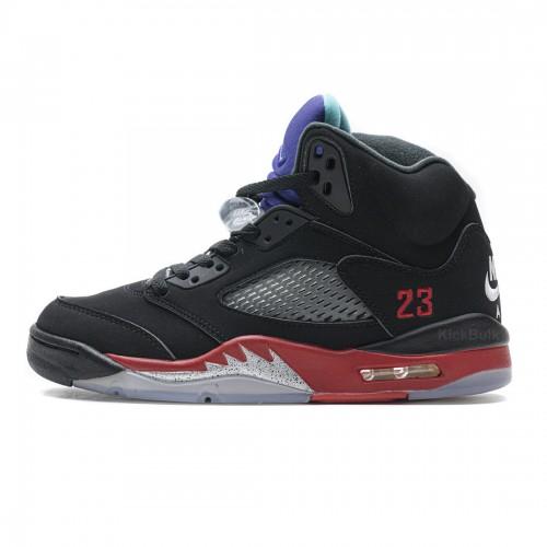 Nike Air Jordan 5 Retro Top 3 Black CZ1786-001