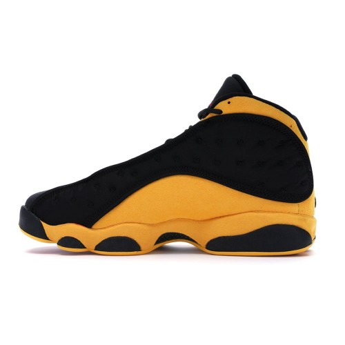 """Nike AIR JORDAN 13 MELO """"CLASS OF 2002"""" BLACK AND YELLOW/GOLD 414571-035 FOR SALE"""
