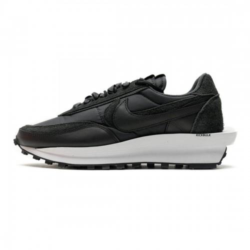 Sacai x Nike LDWaffle Black Nylon BV0073-002