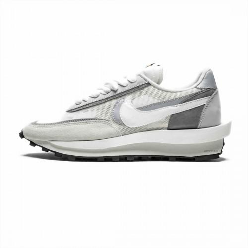 Sacai x Nike LDWaffle Summit White Grey BV0073-100