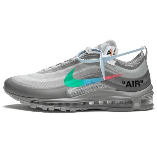 Off-White X Nike Air Max 97 Menta AJ4585-101