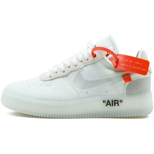Off-White X Nike Air Force 1 Low White AO4606-100
