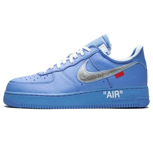 Off-White X Nike Air Force 1 MCA CI1173-400