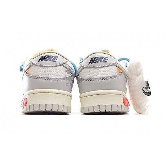 Off-White x Nike Dunk Low OW '05 of 50' DM1602-113