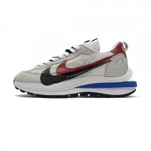 Sacai x Nike Pegasua Vaporfly Villain Grey Blue Red CI9928-010
