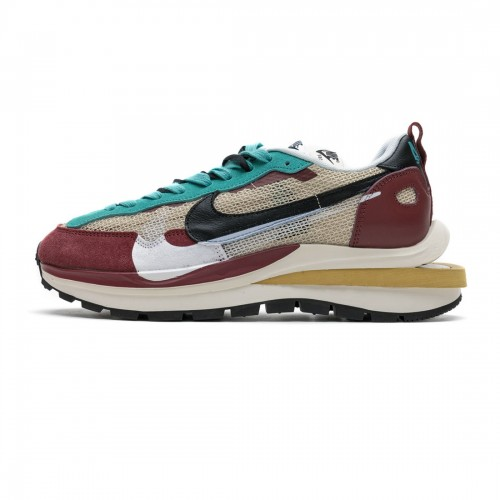 Sacai x Nike Pegasua Vaporfly Villain Red Yellow Green CI9928-301