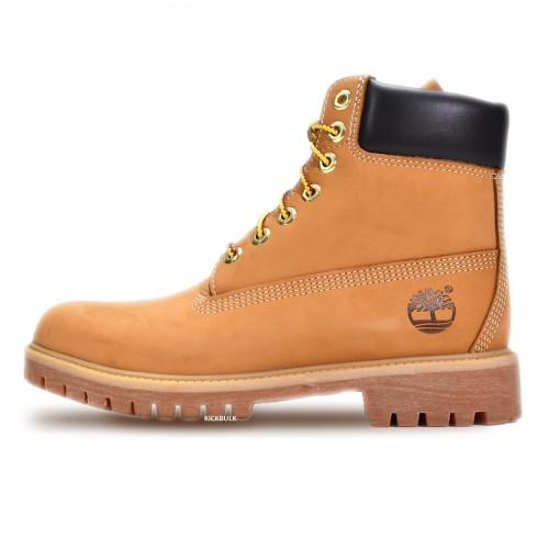 Timberland Premium Boot Yellow