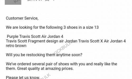 FRAGMENT DESIGN X TRAVIS SCOTT X AIR JORDAN 1 KICKBULK REVIEWS