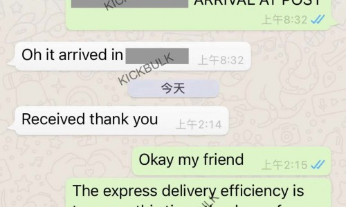 About delivery time KickBulk Sneaker customer reviews