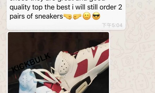 The good quality and service get nice reviews from customer kickbulk sneaker reddit