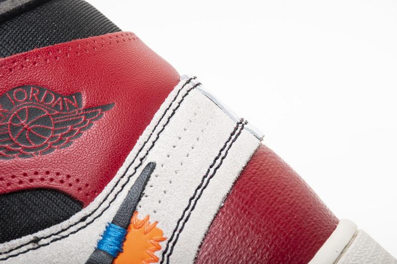 Nike Off White X Air Jordan 1 Chicago Mens Gs Aa3834 101 19 - www.kickbulk.co