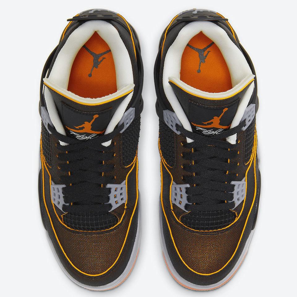 Nike Air Jordan 4 Retro Wmns Starfish Cw7183 100 2 - www.kickbulk.co